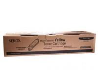 Картридж 106R01079 желтый для Xerox Phaser 7400 оригинальный