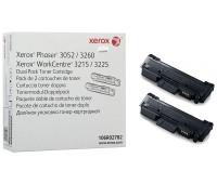 Набор тонер-картриджей Xerox Phaser 3052 /3260,   WC 3215 / 3225 оригинальный