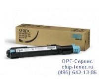 Картридж голубой Xerox WorkCentre 7132 / 7232 / 7242 оригинальный