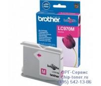 Картридж пурпурный Brother LC-970M оригинальный