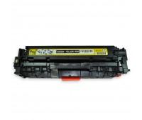 Картридж желтый HP Color LaserJet CM2320 / CP2025 совместимый