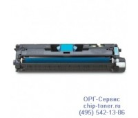 Картридж голубой Canon LBP 5200 совместимый