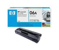 Картридж черный HP LaserJet 5L / LaserJet 6L оригинальный