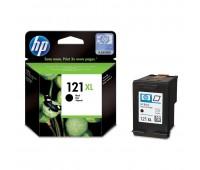 Картридж черный струйный HP 121XL оригинальный
