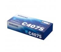 Картридж голубой Samsung CLP-320 / 325 CLX-3185 оригинальный