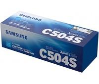 Картридж голубой Samsung CLP-415N,   CLX-4195FN,  SL-C1810W / C1860FW оригинальный