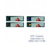 Чип черного картриджа Samsung CLP-320 / 325 CLX-3185