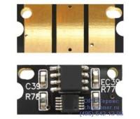 Чип желтого картриджа Develop Ineo + 452/552/652