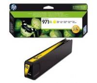 Картридж желтый HP 971XL / CN628AE повышенной емкости для HP OfficeJet X451 / X476 / X551 / X576 оригинальный
