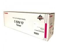 Картридж C-EXV17M / 0260B002 для Canon IRC 4080 / 4580 / 5180 / 5185 оригинальный