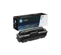 Картридж W2031X голубой увеличенного объема для HP Color LaserJet Pro M454dn / M454dw / M479dw MFP / M479fdn MFP / M479fdw MFP оригинальный