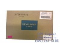 Девелопер голубой Xerox WorkCentre 7132 / 7232 / 7242 оригинальный